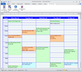 School Calendar