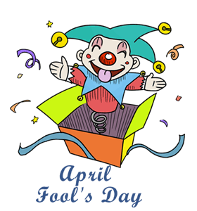 april fool s day calendar  history  facts  when is date happy tuesday clipart animal happy tuesday clip art images