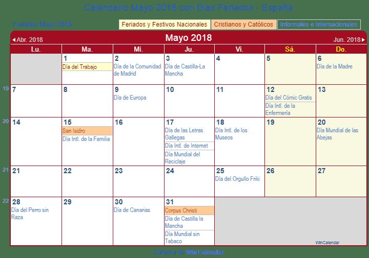 Letra Grande Calendarios Michel Ebinder 2018 Www Imagenesmi Com