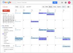 Gogle Calendar.Import Google Calendar To Excel And Word