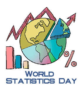 World Statistics Day: Calendar, History, facts, when is date, things ...