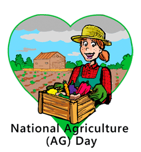 National AG (Agriculture) Day