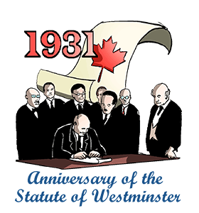 Anniversary of the Statute of Westminster