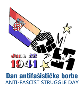 Croatia Anti-Fascist Struggle Day