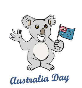 date of australia day history