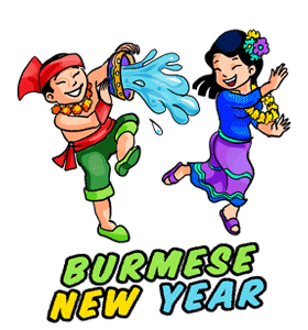 Burmese New Year