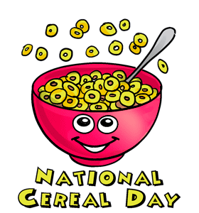 National Cereal Day