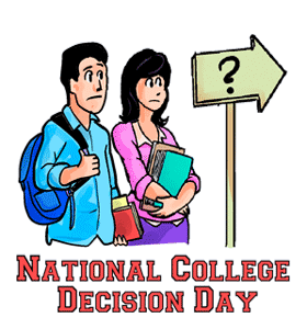 National College Decision Day