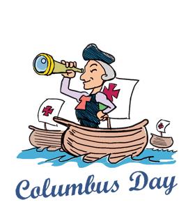 Columbus Day History