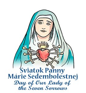 Slovakia Day of Our Lady of the Seven Sorrows