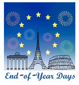 End-of-Year Days (Starts)