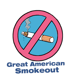 Great American Smokeout Calendar History Tweets Facts Quotes