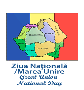 Romania Great Union National Day