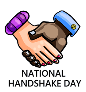 National Handshake Day