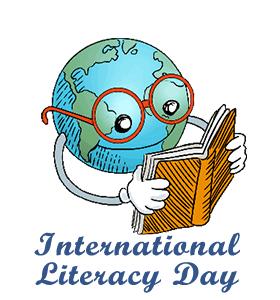International Literacy Day - US