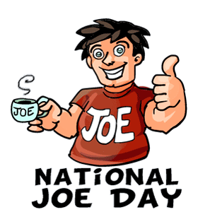 National Joe Day
