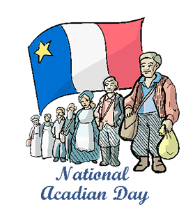 National Acadian Day