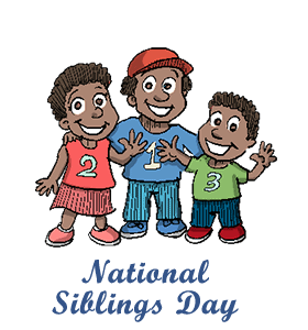 National Siblings Day Canada
