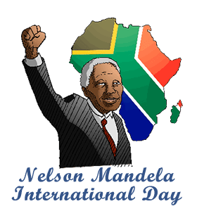 Nelson Mandela International Day Calendar History Tweets Facts
