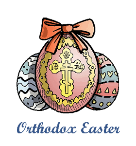 Eastern Orthodox Calendar 2019 Orthodox Easter Day   US