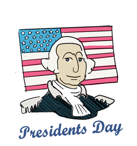 US Presidents Day - US