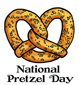 National Pretzel Day