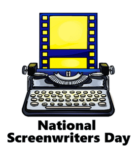 National Screenwriters Day