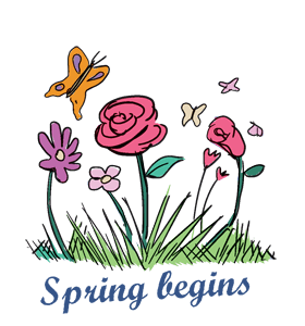 Beginning of Spring (Spring Equinox)