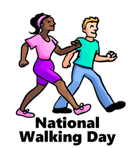 National Walking Day