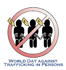 World Day against Trafficking in Persons