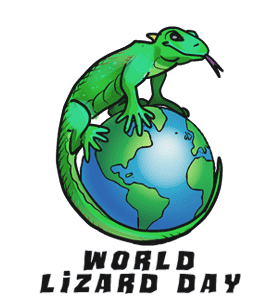 World Lizard Day