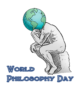 world philosophy day calendar history tweets facts quotes