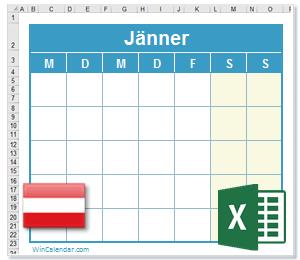 Excel Kalender Mit Aut Feiertagen 2016