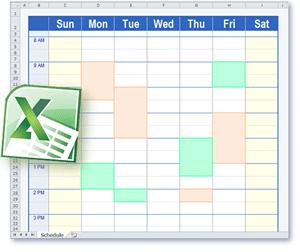 download excel calendar