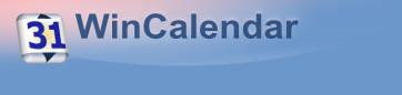 WinCalendar Logo