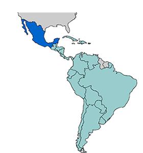 De donde es el origen de la bandera mexicana